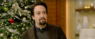 VIDEO: Lin-Manuel Miranda Discusses HAMILTON in Puerto Rico on LIVE WITH KELLY AND RYAN