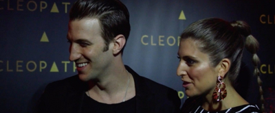 BWW Exclusive Video: On the Opening Night Red Carpet For CLEOPATRA