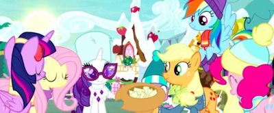 VIDEO: MY LITTLE PONY: FRIENDSHIP IS MAGIC Holiday Special Trailer Released