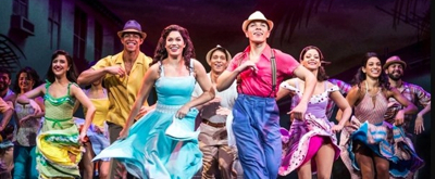 ON YOUR FEET! Congas It's Way To Playhouse Square Next Month