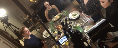 Spotlight Dinner: Ethan Slater, Alex Newell, Jessica Keenan Wynn & Kirstin Maldonado Wine, Dine and Dish About Broadway Debuts!