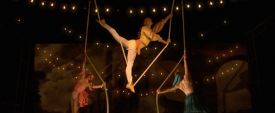 BWW TV: Watch Highlights from Lookingglass Theatre Company's Acrobatic HARD TIMES