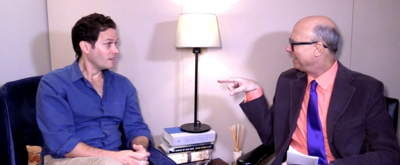 Backstage with Richard Ridge: Cash In with JUNK Leading Man-  Steven Pasquale!