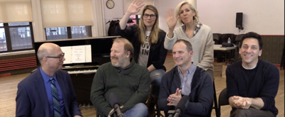 Backstage with Richard Ridge: The [title of show] Gang Finds a Way Back to Then! Hunter, Jeff, Heidi, Susan and Michael Get Ready to Reunite in Concert