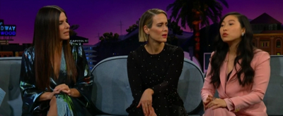VIDEO: Sandra Bullock, Sarah Paulson, and Awkwafina Show Off Secret Skills and Discuss OCEAN'S 8
