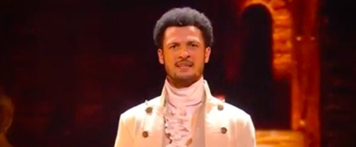 VIDEO: The West End Company of HAMILTON Performs 'Alexander Hamilton' at the Royal Variety Performance