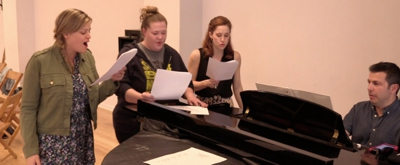 BWW TV: Broadway Get Ready to Battle! Go Inside Rehearsals for Idina Menzel's A BroaderWay Karaoke Benefit