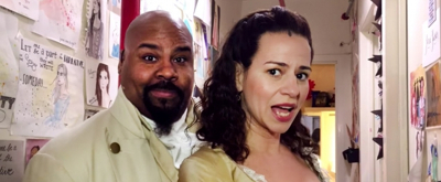 VIDEO: Casts of HAMILTON Lip Sync to Weird Al's 'The Hamilton Polka'