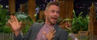 VIDEO: Derek Hough's Pop Band 2B1G with Sister Julianne Auditioned for Simon Cowell