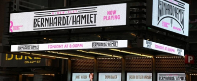 BWW TV: On the Red Carpet on Opening Night of BERNHARDT/HAMLET!