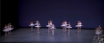 VIDEO: City Center Teases Repertory for BALANCHINE