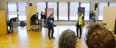 VIDEO: Go Inside Rehearsals For Actors Theatre Of Louisville's THE CURIOUS INCIDENT OF THE DOG IN THE NIGHT-TIME