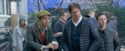 Video: Lin-Manuel Miranda Talks Playing Jack, Working with Rob Marshall in MARY POPPINS RETURNS