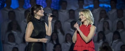 VIDEO: FROZEN's Idina Menzel and Kristen Bell Perform on ABC Holiday Special