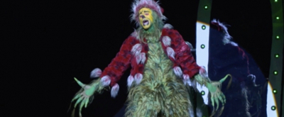 BWW TV: Watch Highlights of Gavin Lee in HOW THE GRINCH STOLE CHRISTMAS!