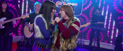VIDEO: THE CHER SHOW's Jarrod Spector and Micaela Diamond Sing 'I Got You Babe' on TODAY