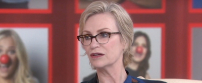 VIDEO: Jane Lynch Talks Red Nose Day & HOLLYWOOD GAME NIGHT on TODAY