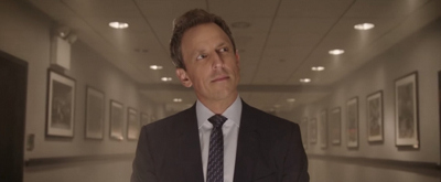 VIDEO: Seth Meyers Returns to SATURDAY NIGHT LIVE in New Promo