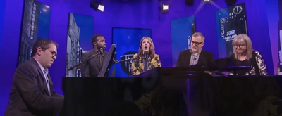 Theater Talk: Tony Nominees Jessie Mueller & Joshua Henry Sing from CAROUSEL!
