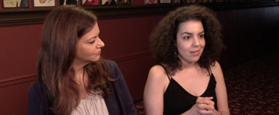 BWW TV: #SupportingCast- THE BAND'S VISIT Dialect Coaches, Mouna R'Miki and Zohar Tirosh-Polk