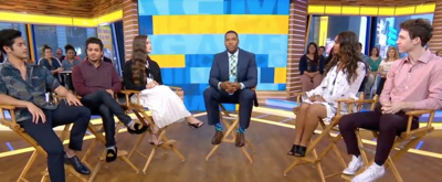 VIDEO: The Cast of 13 REASONS WHY Sounds Off on Gun Violence & More on GOOD MORNING AMERICA