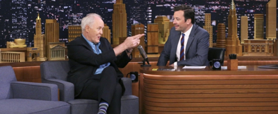 VIDEO: John Lithgow Has Grown to Love Wearing Short Shorts Thanks to HILLARY AND CLINTON