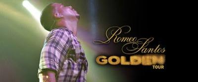 'The King Of Bachata' Romeo Santos Announces 2018 'Golden Tour' Details