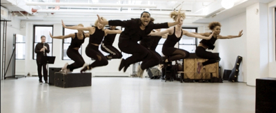 BWW TV: Warm Up with Warren Carlyles New Choreography for 'Too Darn Hot' from KISS ME, KATE!