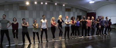 BWW TV: A 5, 6, 7, 8! Watch a Sneak Peek from New York City Center's Star-Studded A CHORUS LINE!