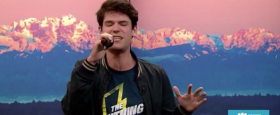 VIDEO: Watch Chris McCarrell Perform From THE LIGHTNING THIEF Musical