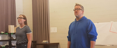 Exclusive: Anthony Galde talks all things MARY AND MAX at Theatre Calgary
