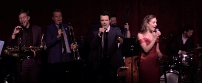 BWW Exclusive: The Boys (and Girl) Are Back! BANDSTAND Cast Reunites at Birdland Ahead of Film Release