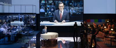BWW TV: Watch Highlights of Bryan Cranston & More in NETWORK on Broadway!