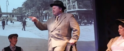 VIDEO: First Look At FIORELLO! At 42nd Street Moon