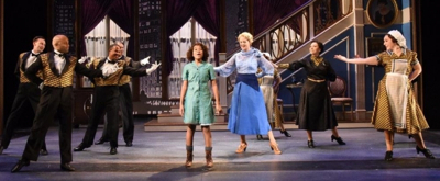 BWW Review: ANNIE at Olney Theatre Center - A Treat for Young Theatergoers