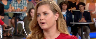 VIDEO: Amy Adams Chats SHARP OBJECTS & Shares An Update on the ENCHANTED Sequel on GMA