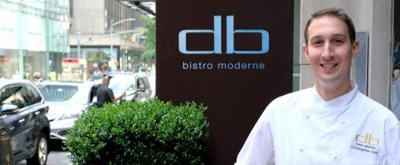 Chef Spotlight: Executive Chef Chris Stam of db BISTRO MODERNE