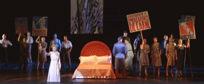 BWW TV: See What's New With Hal Prince's Revamped EVITA in Sydney, Starring Tina Arena!