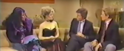 Video Flashback: Bernadette Peters, Cher, and Bob Mackie on The John Davidson Show in 1981