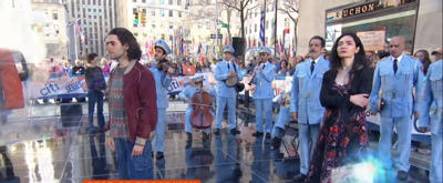 VIDEO: On This Day, November 9- THE BAND'S VISIT Begins Its Broadway Stay!