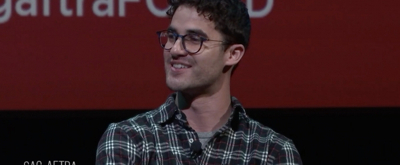 Backstage with Richard Ridge: American Success Story- Darren Criss Opens Up About His Career on Broadway, TV and More!