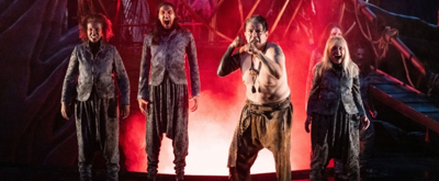 Review: THE TEMPEST Takes the Citadel By Storm