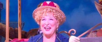 BWW TV: Bette Midler Makes Her Return to HELLO, DOLLY!