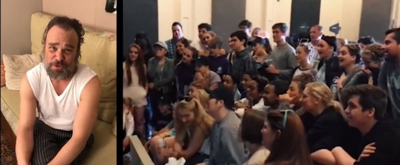 VIDEO: Norbert Leo Butz Delivers a Special Message to Arts Students Performing BIG FISH