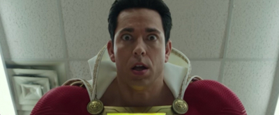 VIDEO: Zachary Levi Transforms Into SHAZAM! in the Official Trailer for the Upcoming DC Film