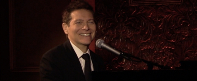 BWW TV: Michael Feinstein Put a New Spin on a Classic at Feinstein's/54 Below!