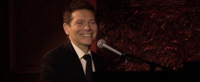 BWW TV: Michael Feinstein Put a New Spin on a Classic at Feinstein's/54 Below!