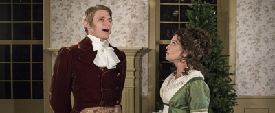 Photo Flash: First Look at MISS BENNET: CHRISTMAS AT PEMBERLEY at Ensemble Theatre Company