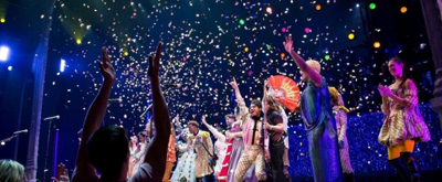 BWW TV: The Beat Goes On! The Go-Go's Take the Stage at HEAD OVER HEELS!