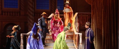 VIDEO: Get A First Look At Alliance Theatre's EVER AFTER in Atlanta